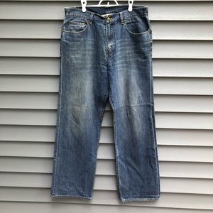 Men's J Crew Everyday Fit Relaxed Jeans 34 x 32